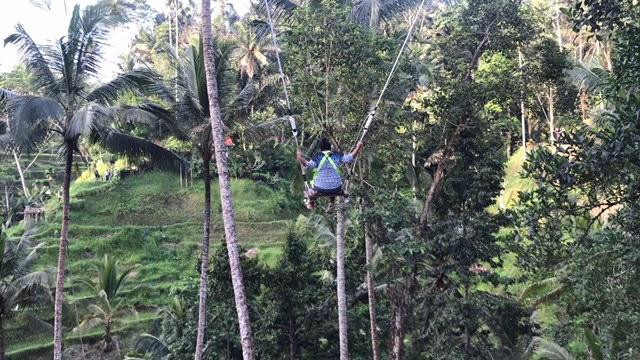 Ubud Swing at Bali