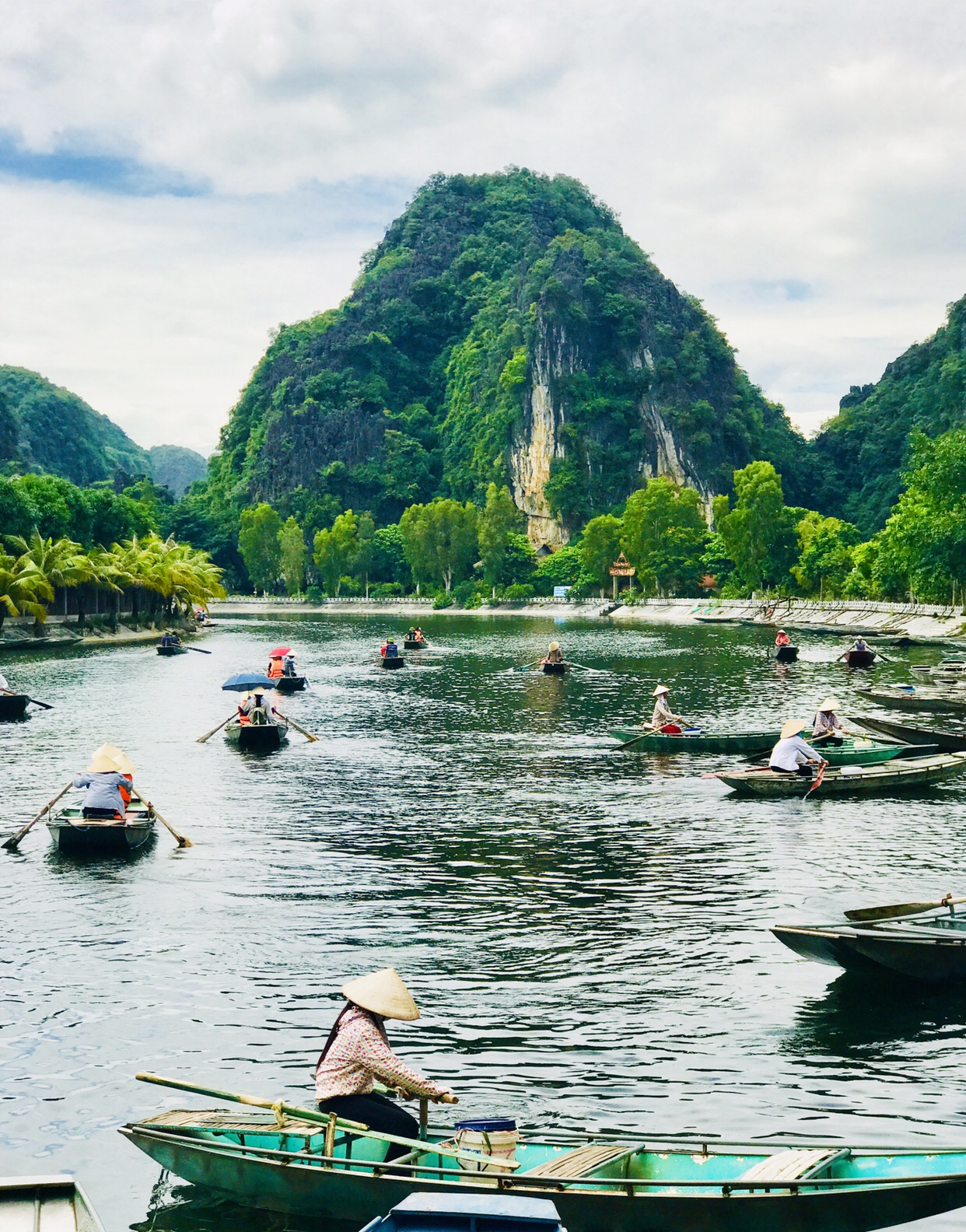 Have You Visited The Tam Coc Village In Hanoi
